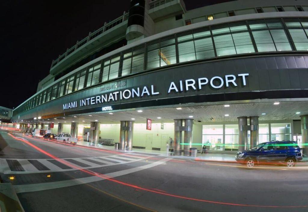 rayo aeropuerto