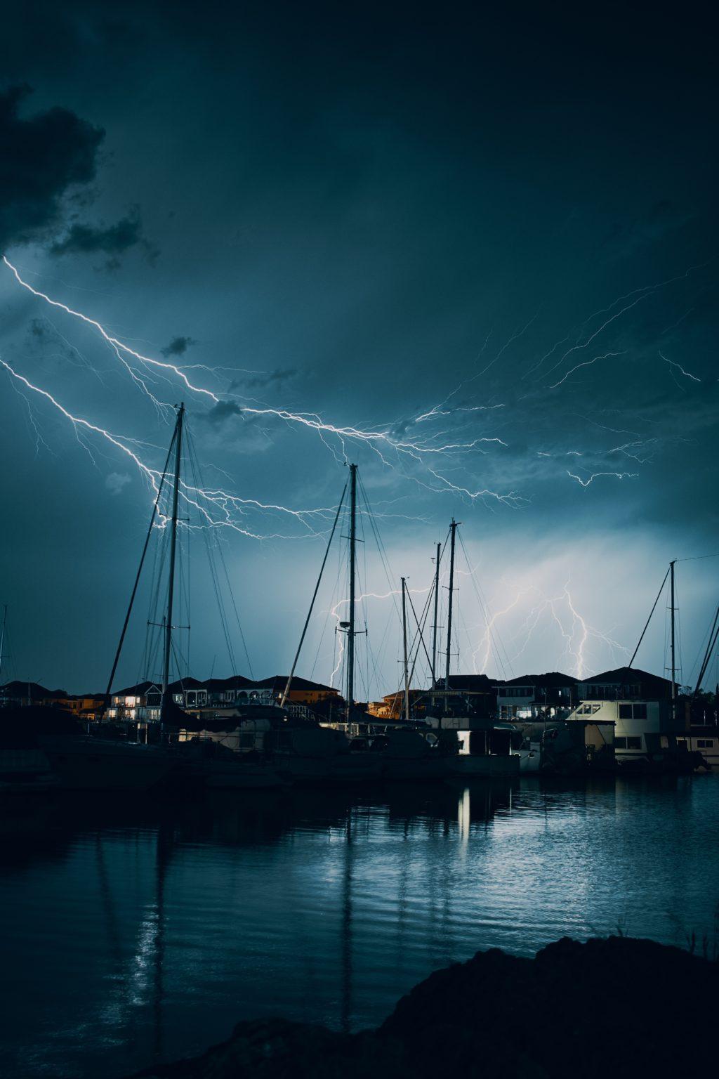 tips tormenta eléctrica