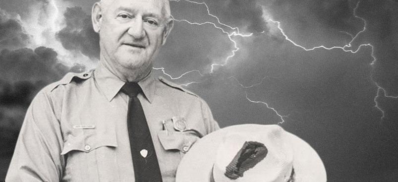 Roy Sullivan: el hombre pararrayos