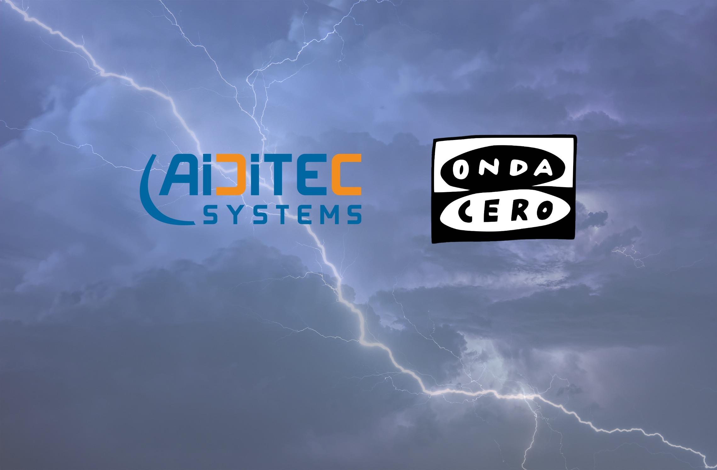 Aiditec Systems en Onda Cero
